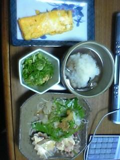 晩御飯・・・19